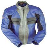 Herren-Motorrad-Mode-Lederjacke