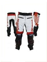 Honda Repsol Motorrad Lederhose