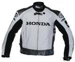 Joe Rocket Honda Motorrad-Lederjacke