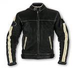 Mode Motorrad Lederjacke für Männer