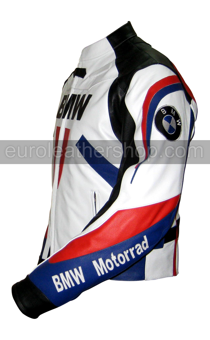 bmw motorrad veste en cuir de motard. Black Bedroom Furniture Sets. Home Design Ideas