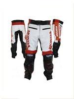 Honda Repsol pantalon de cuir de moto