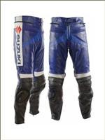 Moto Suzuki pantalon en cuir