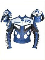 Yamaha R1 veste en cuir