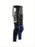 Yamaha Moto Cuir pantalons