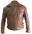 mens stylish soft leather jacket