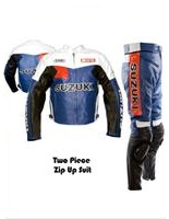 Motul Shoei Suzuki Motorcycle Suit