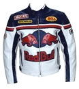 Red Bull Biker Racing Jacket