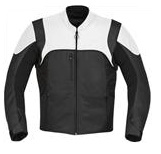 beautiful style motorbike leather jacket