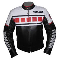 Yamaha Racing Leather Jacket