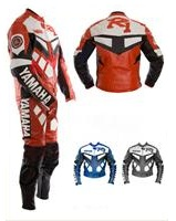 Yamaha R1 Motorcycle Leather Suit